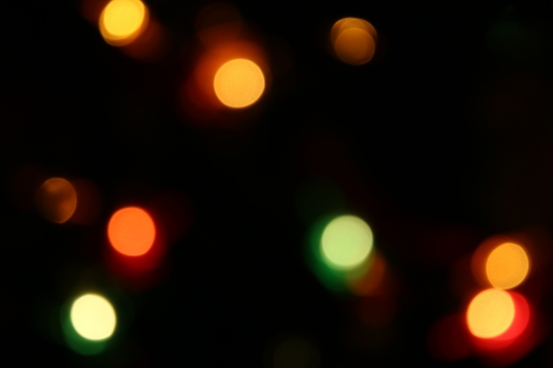 Let's welcome 2015 with lights.