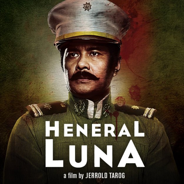 The only real general the Philippines ever had. Photo from HENERAL LUNA Facebook page.